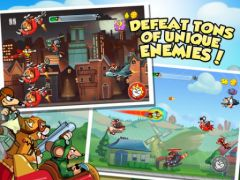 free iPhone app MIGHTY MOUSE My Hero HD