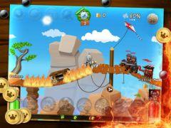 free iPhone app Wars Online - Defend Your Kingdom