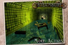 free iPhone app Steamscope