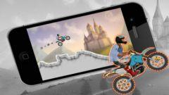free iPhone app Stunt Moto