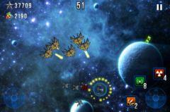 free iPhone app Star Fight HD