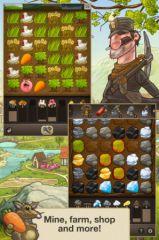 free iPhone app Puzzle Craft