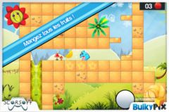 free iPhone app Fruity Jelly