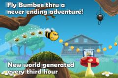 free iPhone app Bumbee