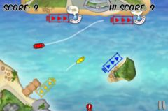 free iPhone app Boat Race Harbor Madness