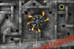 free iPhone app Brutal Labyrinth