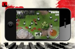 free iPhone app Boxhead - The Zombie Wars