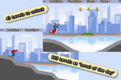 free iPhone app Xtreme Skater