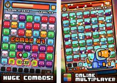 free iPhone app Piyo Blocks 2