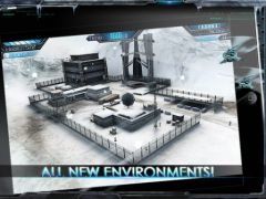free iPhone app iSniper 3D Arctic Warfare