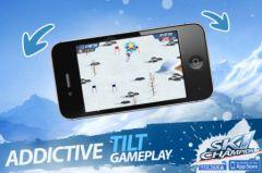 free iPhone app Ski Champion