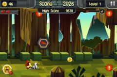 free iPhone app ChickenBreak