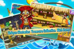 free iPhone app Treasure of Caribbean™ GOLD