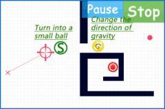 free iPhone app Adventure Ball (Physics Game)