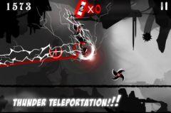 free iPhone app Ninja Must Die