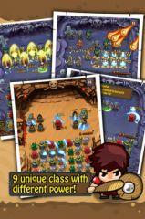free iPhone app Puzzle Saga
