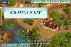 free iPhone app Legends of Atlantis: Exodus