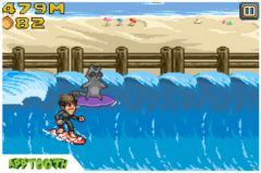 free iPhone app Surfing Tsunami