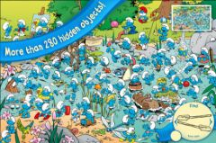 free iPhone app The Smurfs Hide & Seek with Brainy
