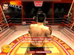free iPhone app Iron Fist Boxing HD Edition