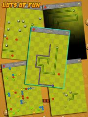 free iPhone app 40 Snakes