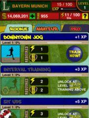 free iPhone app Football Fantasy