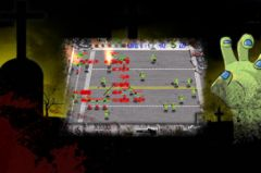 free iPhone app Attack of the Zombies