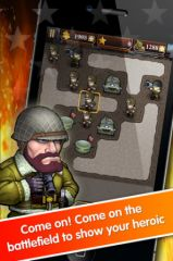 free iPhone app Trinity War