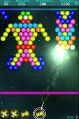 free iPhone app Bubble Annihilator