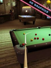 free iPhone app Pool Bar - Online Hustle (for iPad)