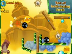 free iPhone app Jelly Cannon Reloaded