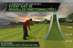free iPhone app Tiger Woods PGA TOUR 12