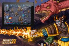free iPhone app Hero of Magic II