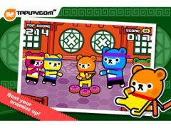 free iPhone app KungFu Battle