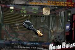 free iPhone app RoomBreak: Escape Now