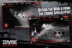 free iPhone app Zombie Gunship