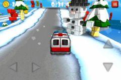 free iPhone app Car Games: Minicar Champion