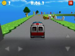 free iPhone app Car Games: Minicar Champion