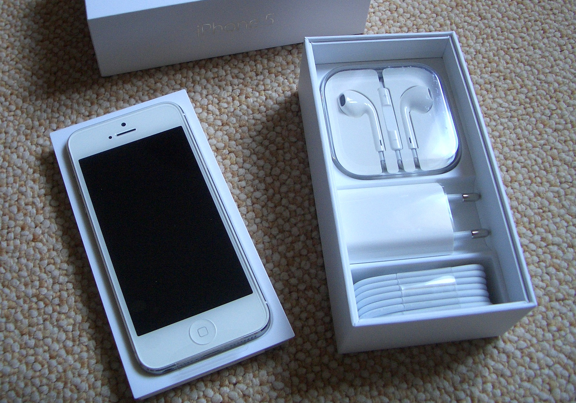 Iphone 4 blanc pas cher neuf