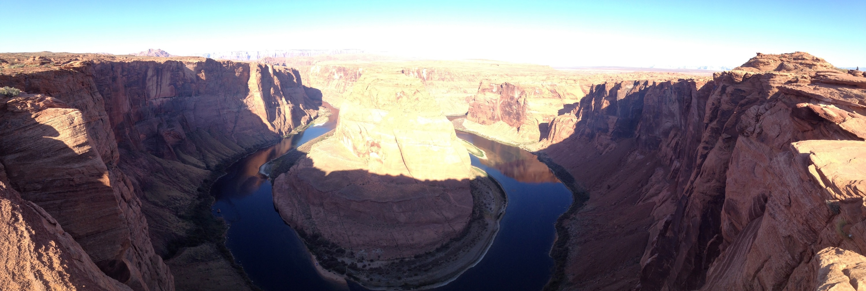 Iphone fotos panor micas eua tun sia londres marrocos for Grand canyon north rim mappa della cabina