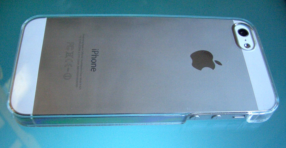 coque iphone 5 plastique