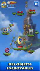 free iPhone app Sonic Jump