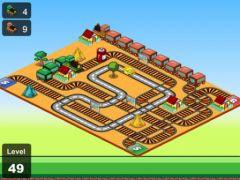 free iPhone app Go Go Train HD