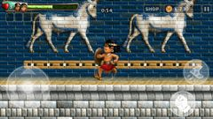 free iPhone app Babylonian Twins Puzzle Platformer