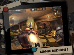 free iPhone app WarCom: Genesis
