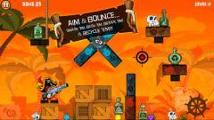 free iPhone app Alien Bottle Buccaneer