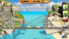 free iPhone app Bridge Constructor Playground