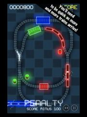 free iPhone app ElectroTrains
