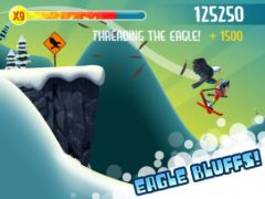 free iPhone app Ski Safari