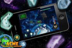 free iPhone app Acme Planetary Defense